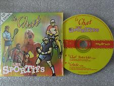 CD-LES SPORTIFS-LE CHAT-LA COLADA-VERRACHIA/CONRADO/FRANCE(CD SINGLE)1996-2TRACK