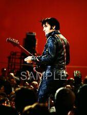 Fabric Art Quilt Block - * Elvis Presley * - EP145  FREE SHIPPING