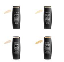GOSH X-Ceptional Foundation Moisturizing Long-Lasting Make-up 35 ml Choose Shade