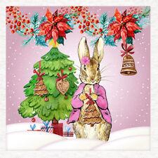Beatrix Potter, raffreddore Inverno, tessuto quilting cucito | | Pannello Craft