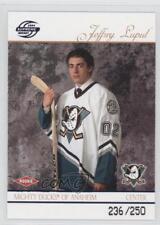 2003-04 Pacific Supreme Blue 102 Joffrey Lupul Anaheim Ducks (Mighty of Anaheim)