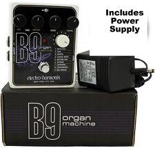 New Electro-Harmonix EHX B9 Organ Machine (B 9) Guitar Effects Pedal