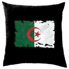 "Algeria Grunge Style Flag - Cushion - (16"") - 8 Colours"