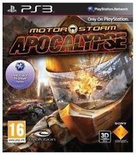 MotorStorm: Apocalypse (Sony PlayStation 3, 2011) - European Version