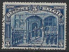 Belgium stamps 1915 OBP 147  CANC  VF