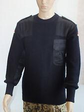 Original Bundeswehr Pullover, blau, Marine, BW Marinepullover