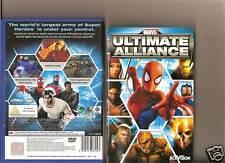 MARVEL la grande alleanza Playstation 2 PS2 PS 2 RARA