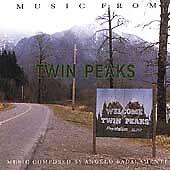 Angelo Badalamenti - Twin Peaks [Original TV Soundtrack] 1990 CD (Julee Cruise)