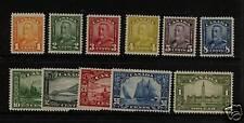 Canada  149-159  Mint  catalog $747.00