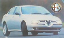 1996?1997 BMW 328i vs. Alfa Romeo 156 Road Test Brochure