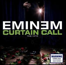 EMINEM - CURTAIN CALL : THE HITS CD ~ BEST OF / GREATEST RAP / HIP HOP *NEW*