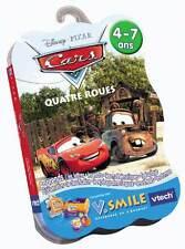 21948 // CARS QUATRE ROUES COMPLET POUR CONSOLE V.SMILE VTECH NEUF