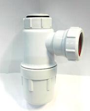 """32mm (1"""" 1/4), 40mm (1"""" 1/2) Botella Residuos Trampa Fregadero Cuarto De Baño Cocina Cuenca"""