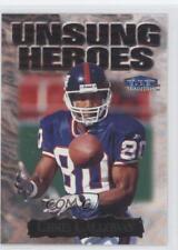 1999 Fleer Tradition Unsung Heroes #19UH Chris Calloway New York Giants Card
