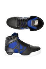 Stivaletti Scarpe Armani Jeans Ankle Boots % Uomo Nero 9351157A432-51420