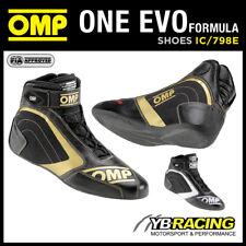 ! oferta! IC/798E OMP uno Evo Botas de rally de carreras de fórmula 1 Ultra ligero Diseño