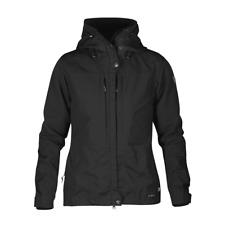 Fjallraven Womens Keb Jacket Black - CLEARANCE