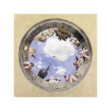 Quadro su Pannello in Legno MDF Andrea Mantegna Camera degli sposi