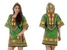Dashiki African Festival Hippie Poncho Mexican Shirt Men Caftan Dress Women Top