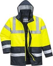 TEXXOR Regenjacke gelb Angeljacke Überjacke Arbeitsjacke Fahrradjacke