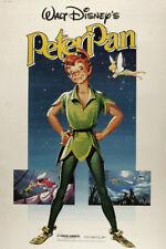 Disney Peter Pan cult cartoon poster print