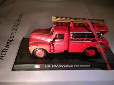 Del Prado Mundo Fuego Motores-Francia 1974 CCI Citroen T46 Guinard (code30)