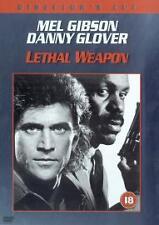 Lethal Weapon (Director's Cut) [DVD] [1987], Very Good DVD, Ebonie Smith, Damon