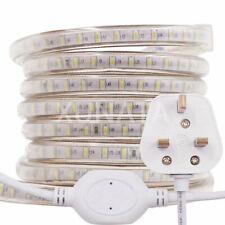 LED Strip AC 220V 240V IP67 Waterproof 5630 SMD 180leds/m Commercial Rope Light