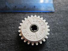 Lego White Technic Gear 24 Tooth Clutch 60c01 Genuine LEGO engine motor parts