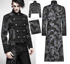 Manteau transformable veste gothique militaire punk dandy dragons PunkRave Homme