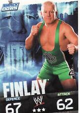 WWE Slam Attax Evolution - Finlay Smackdown Card