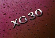 Hyundai XG30 3.0 V6 2000-02 UK Market Sales Brochure