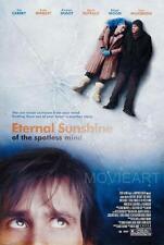 ETERNAL SUNSHINE OF THE SPOTLESS MIND MOVIE POSTER FILM A4 A3 ART PRINT CINEMA