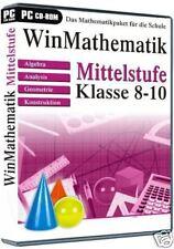 WIN MATHEMATIK Mittelstufe Klasse 8-10 ******* BRANDNEU