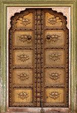 Wandsticker aufkleber deko : Tür orientalisch - ref 1405 (16 größe)