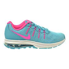 Nike Air Max Dynasty (GS) Big Kid's Shoes Gamma Blue/Pink Blast/White 820270-401