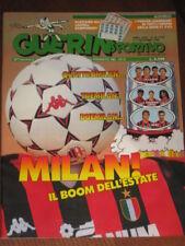 GUERIN SPORTIVO 1988/36 MILAN DI BARTOLOMEI TITA VINCZE CALDERARI SERIE C