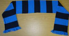 Azul claro y azul oscuro barra Bufanda