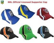 NRL Official Licensed Supporter Cap Brand New
