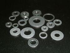 ALLUMINIO Rondelle-I/D 'S Da 3.5 mm fino a 12.7 mm. scegli tra 18 diverse dimensioni