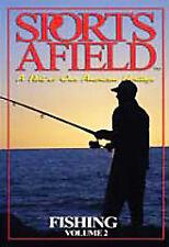 LikeNew DVD Sports Afield - Fishing Vol. 2~,N/A