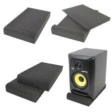 """Gorilla Studio sostiene hasta 6"""" Cojín de aislamiento monitor DJ Altavoz de espuma acústica"""