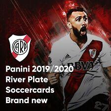 Panini FIFA 365 Adrenalyn XL 2019/2020 River Plate Soccercards - Brand new