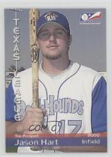 2000 Grandstand Texas League Top Prosects Jason Hart #17 Rookie