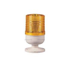 80mm LED Steady/Flashing Signal Light Business Warning Emergency Light 4Color