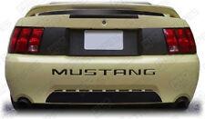 Ford Mustang 1999-2004 Rear Deck & Lower Bumper Blackout Stripes (Choose Color)