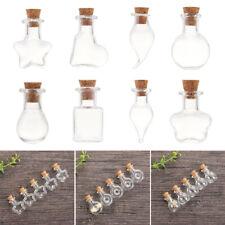 en verre le stockage flacon l'échantillon des pots vides désireux de bouteille