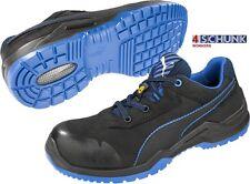 Puma Sicherheitsschuh, Arbeitsschuh Argon Blue S3 ESD SRC, sehr bequem