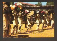 ETHNIQUE / AFRIQUE DU SUD / DANSEUSES ZOULOU en 1963