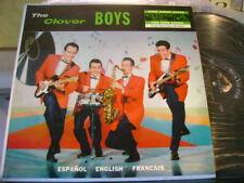 MINT/M- RARE ORIGINAL MONO ROCKIN MEX LP~THE CLOVER BOYS~RCA~MINTSville~~HEAR